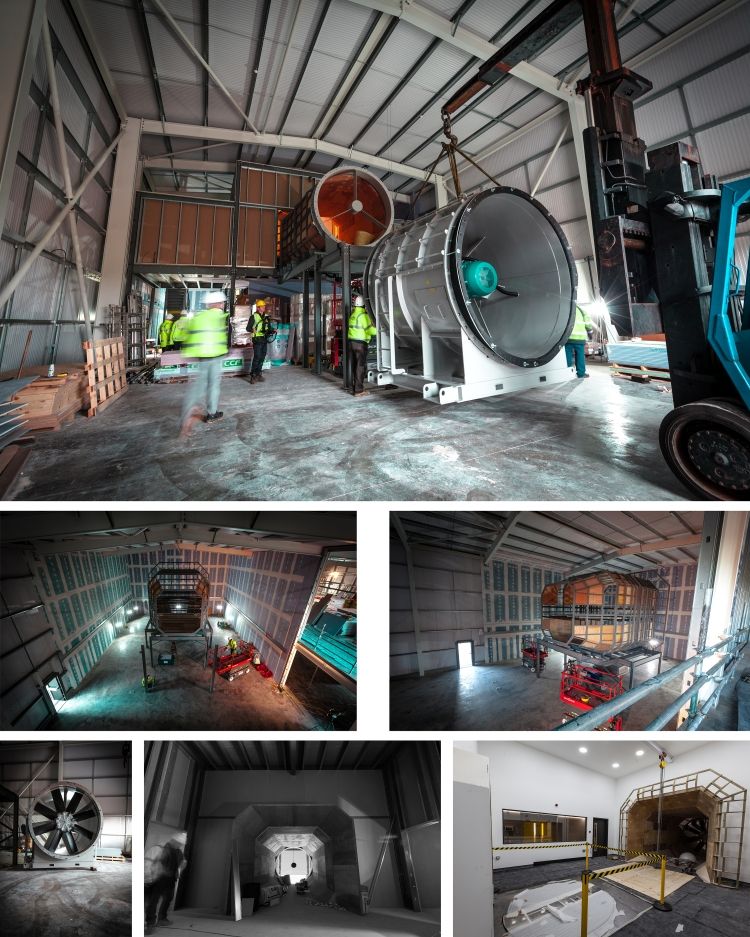 Wind Tunnel Process